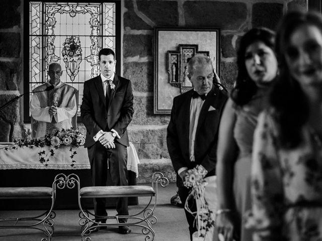 La boda de Alex y Inés en Redondela, Pontevedra 16