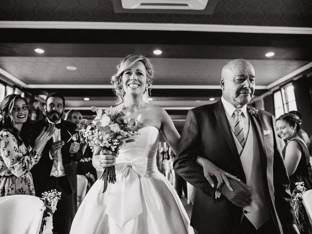 La boda de Alex y Inés en Redondela, Pontevedra 17
