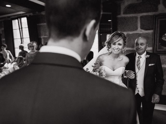 La boda de Alex y Inés en Redondela, Pontevedra 18