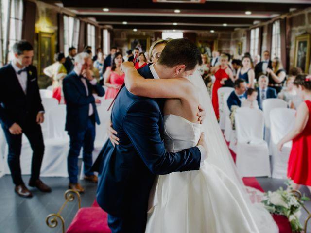 La boda de Alex y Inés en Redondela, Pontevedra 22