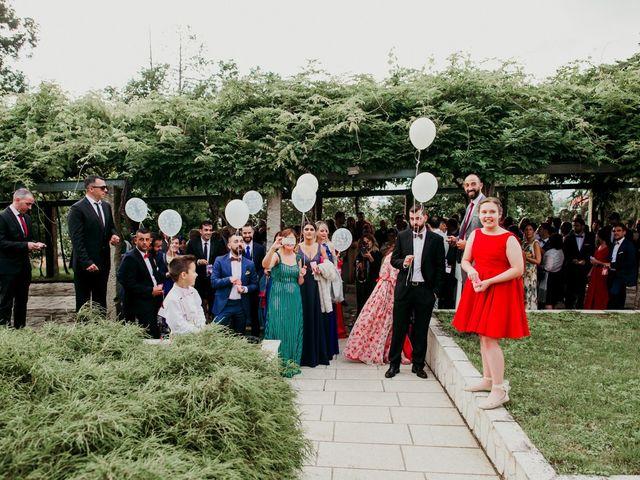 La boda de Alex y Inés en Redondela, Pontevedra 25