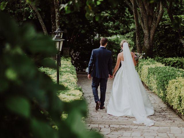 La boda de Alex y Inés en Redondela, Pontevedra 29