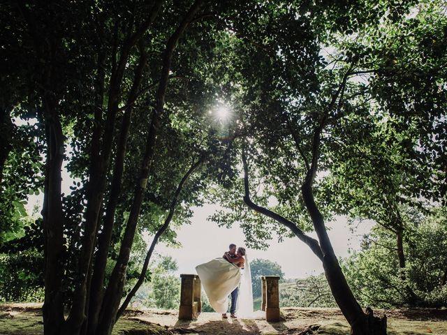 La boda de Alex y Inés en Redondela, Pontevedra 32