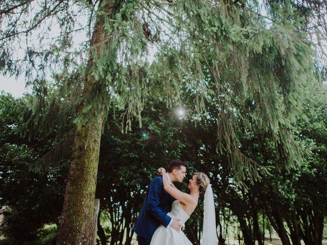 La boda de Alex y Inés en Redondela, Pontevedra 36