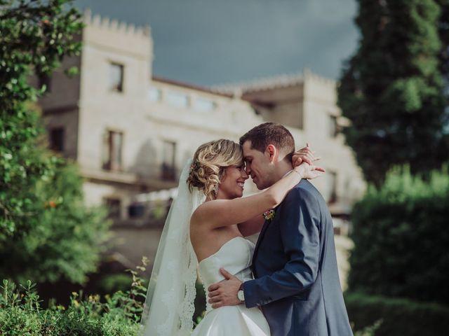 La boda de Alex y Inés en Redondela, Pontevedra 37