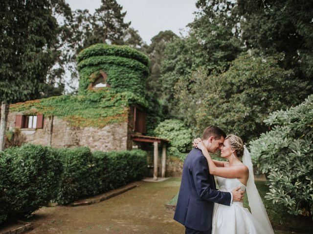 La boda de Alex y Inés en Redondela, Pontevedra 39