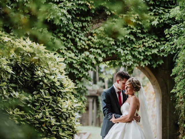 La boda de Alex y Inés en Redondela, Pontevedra 40