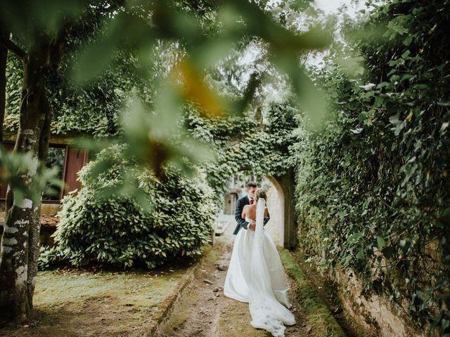 La boda de Alex y Inés en Redondela, Pontevedra 41