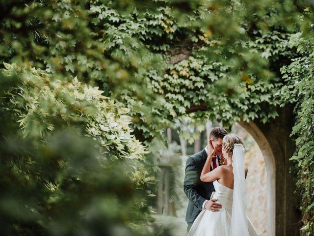 La boda de Alex y Inés en Redondela, Pontevedra 42