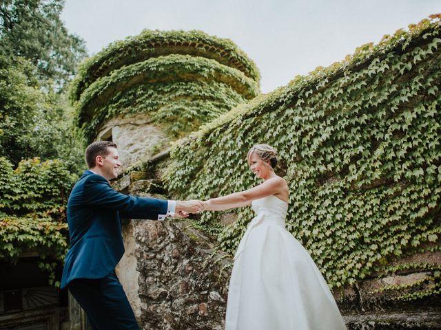 La boda de Alex y Inés en Redondela, Pontevedra 46
