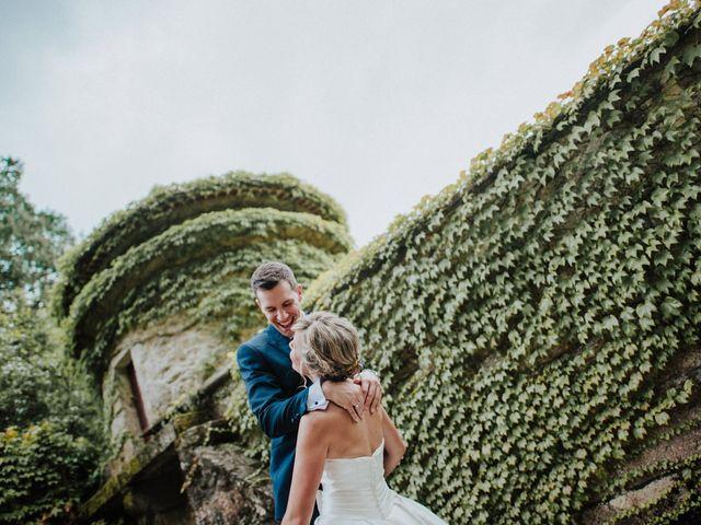 La boda de Alex y Inés en Redondela, Pontevedra 48
