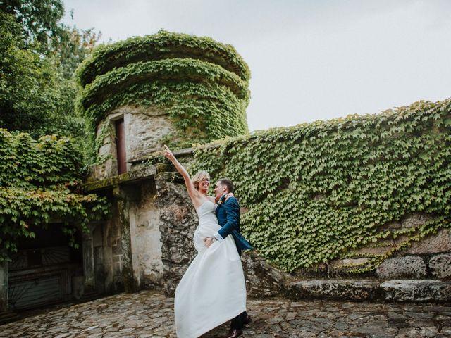 La boda de Alex y Inés en Redondela, Pontevedra 49