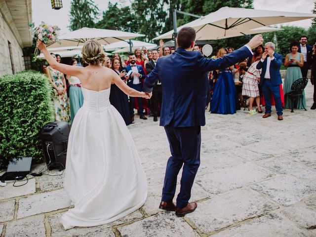 La boda de Alex y Inés en Redondela, Pontevedra 51