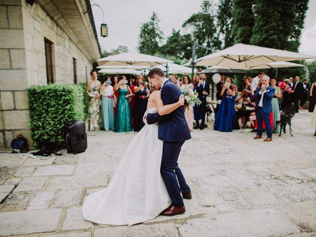 La boda de Alex y Inés en Redondela, Pontevedra 52