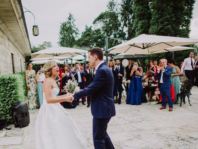 La boda de Alex y Inés en Redondela, Pontevedra 53