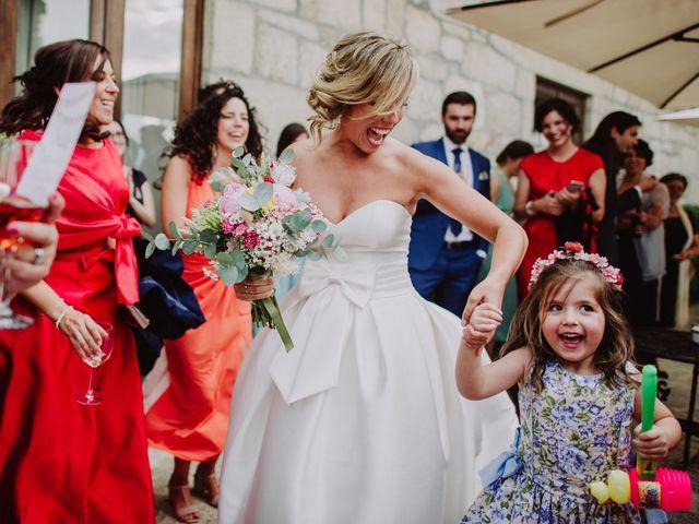 La boda de Alex y Inés en Redondela, Pontevedra 55