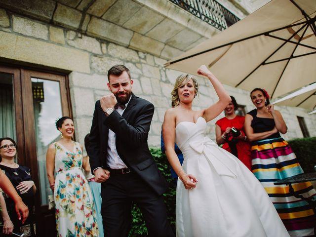 La boda de Alex y Inés en Redondela, Pontevedra 56