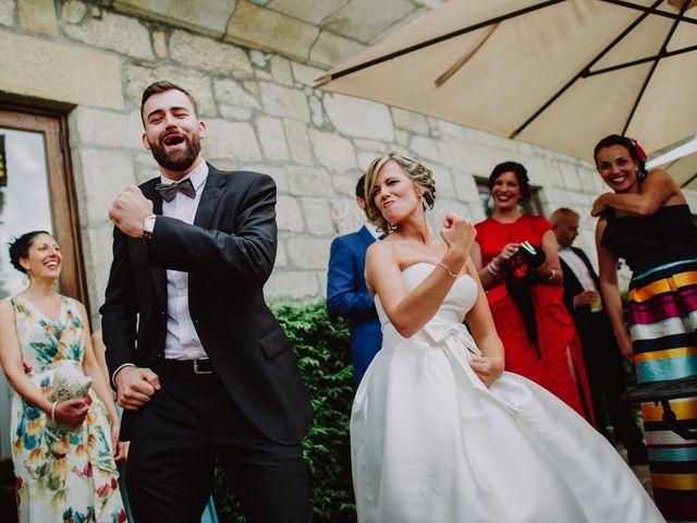 La boda de Alex y Inés en Redondela, Pontevedra 57