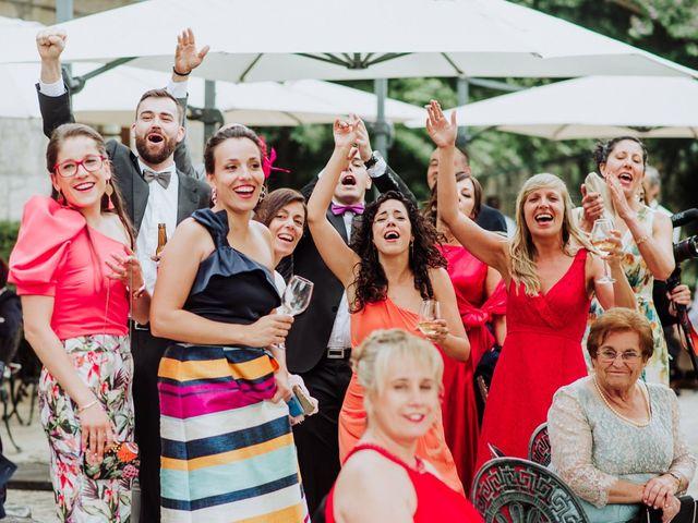 La boda de Alex y Inés en Redondela, Pontevedra 58