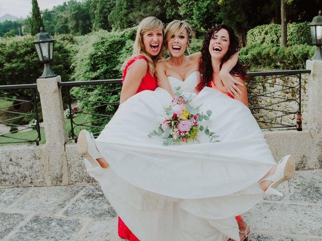 La boda de Alex y Inés en Redondela, Pontevedra 59