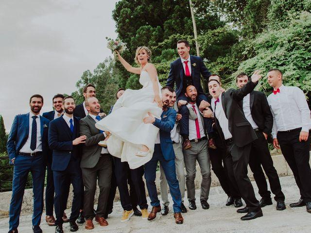 La boda de Alex y Inés en Redondela, Pontevedra 60