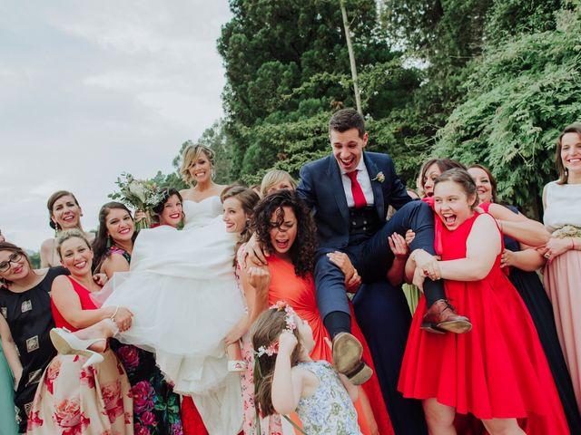La boda de Alex y Inés en Redondela, Pontevedra 61