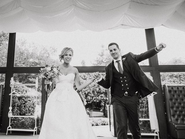 La boda de Alex y Inés en Redondela, Pontevedra 65