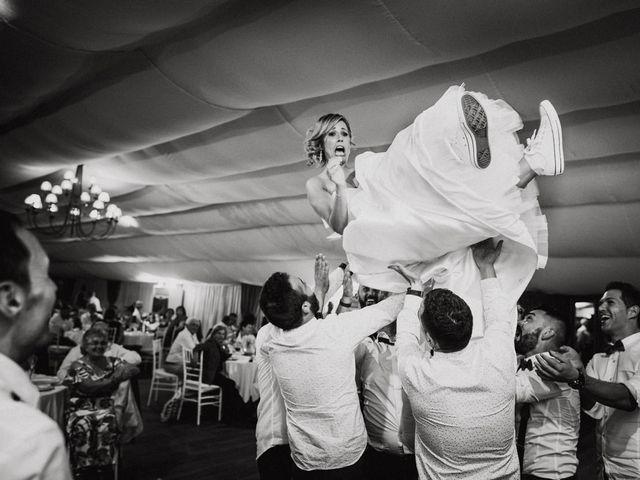 La boda de Alex y Inés en Redondela, Pontevedra 72