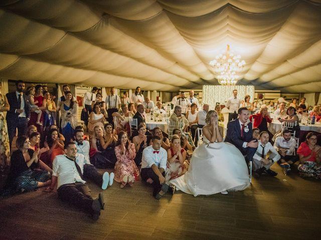La boda de Alex y Inés en Redondela, Pontevedra 74