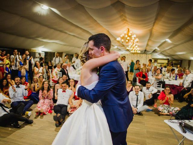 La boda de Alex y Inés en Redondela, Pontevedra 76