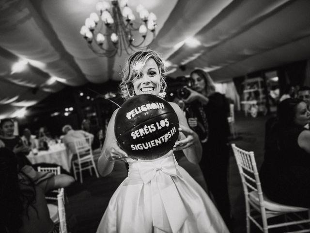 La boda de Alex y Inés en Redondela, Pontevedra 77