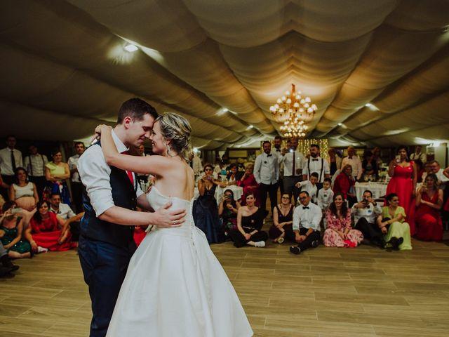 La boda de Alex y Inés en Redondela, Pontevedra 78