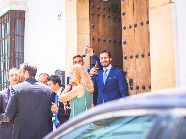 La boda de David y Noelia en Ronda, Málaga 7