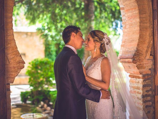 La boda de David y Noelia en Ronda, Málaga 9