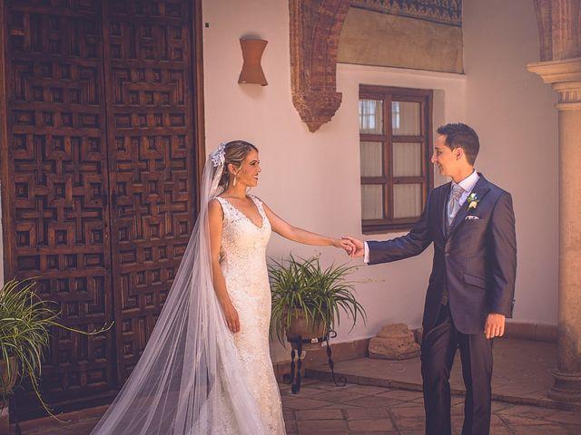 La boda de David y Noelia en Ronda, Málaga 11