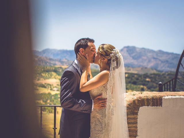La boda de David y Noelia en Ronda, Málaga 13