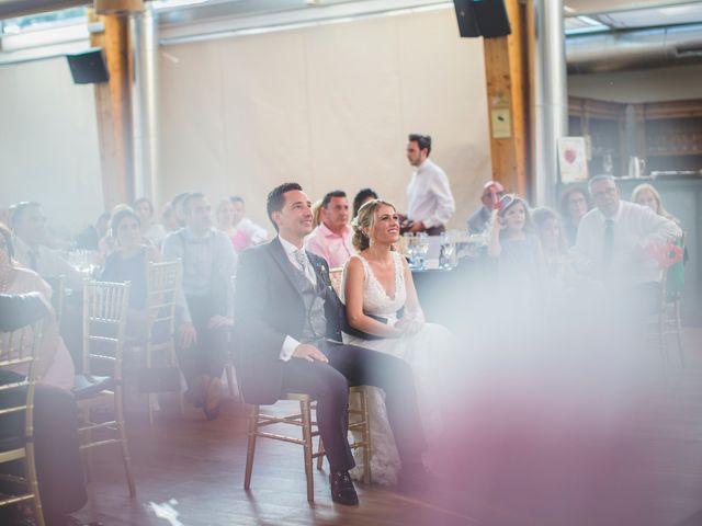 La boda de David y Noelia en Ronda, Málaga 19