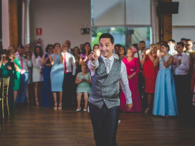 La boda de David y Noelia en Ronda, Málaga 21