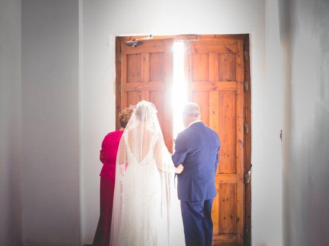 La boda de David y Noelia en Ronda, Málaga 37