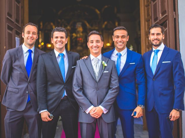 La boda de David y Noelia en Ronda, Málaga 38