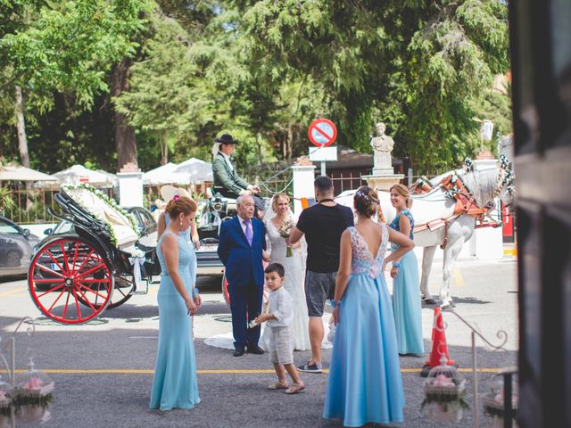 La boda de David y Noelia en Ronda, Málaga 41
