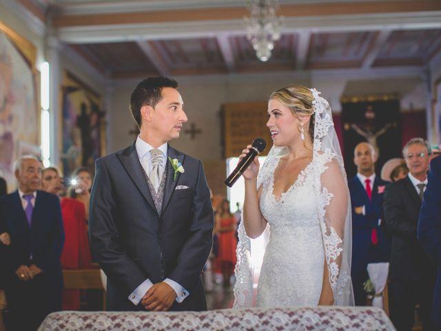 La boda de David y Noelia en Ronda, Málaga 42