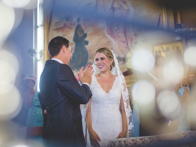 La boda de David y Noelia en Ronda, Málaga 43