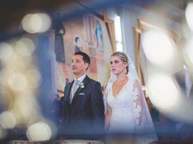 La boda de David y Noelia en Ronda, Málaga 44