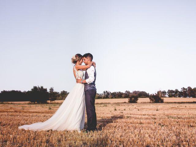La boda de Jenny y Sergio