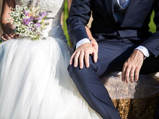 La boda de Pau y Meri Txell en Osor, Girona 15