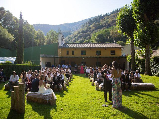 La boda de Pau y Meri Txell en Osor, Girona 16