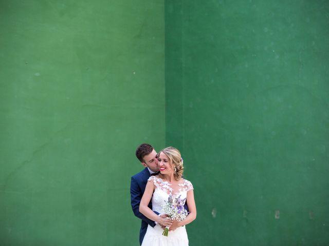 La boda de Meri Txell y Pau