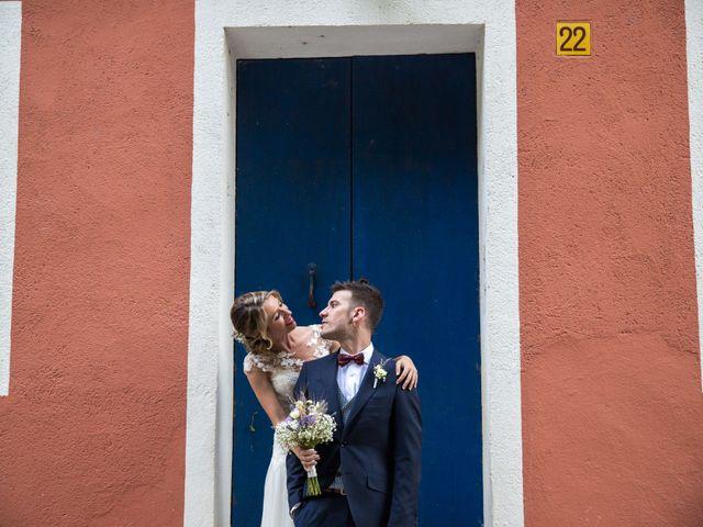 La boda de Pau y Meri Txell en Osor, Girona 3