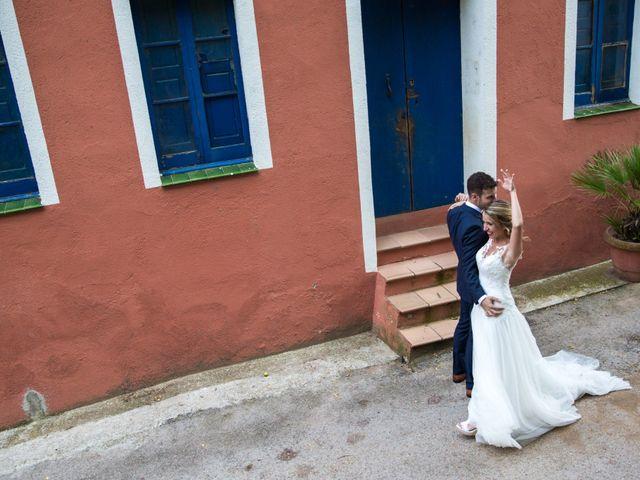 La boda de Pau y Meri Txell en Osor, Girona 20